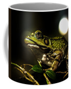 And This Frog Can Sing Coffee Mug by Bob Orsillo