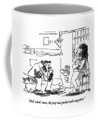 And, What's More, The Jury Was Packed Coffee Mug