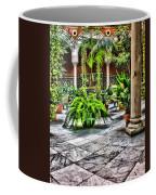 Andalusian Courtyard In Sevilla Spain Coffee Mug