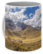 Andes Mountains - Peru Coffee Mug