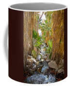 Andreas Creek In Andreas Canyon In Indian Canyons-ca Coffee Mug