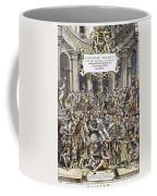 Andreas Vesalius Teaching Coffee Mug
