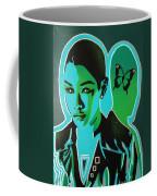 Android 1 In Greens Coffee Mug