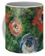 Anemonies Coffee Mug
