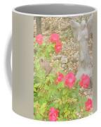 Angel And Elephant Coffee Mug
