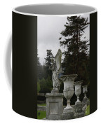 Angel And Garden Urns Coffee Mug