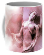 Angel Art Dreaming - Fantasy Ethereal Spiritual Angel Art Wings  Coffee Mug