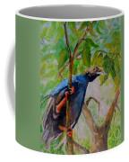 Angel Bird Of  North Moluccas Coffee Mug