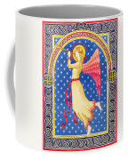 Angel Blowing Trumper Coffee Mug