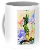 Angel Colors Coffee Mug