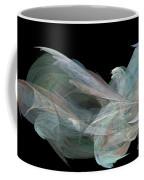 Angel Dove Coffee Mug by Elizabeth McTaggart