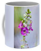 Angel Face Flower - Summer Snapdragon Coffee Mug