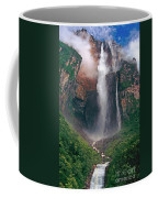 Angel Falls In Venezuela Coffee Mug
