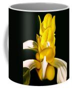 Angel Flower Coffee Mug