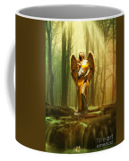 Angel Gabriel Coffee Mug