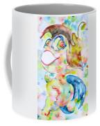 Angel Garbuglio Coffee Mug