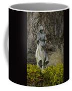 Angel In The Garden Coffee Mug