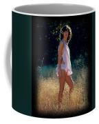 Angel In The Grasses 3 Coffee Mug
