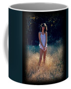 Angel In The Grasses Coffee Mug