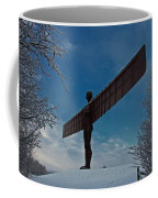 Angel In The Snow Coffee Mug