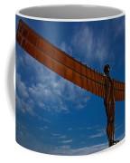 Angel In The Snow V Coffee Mug