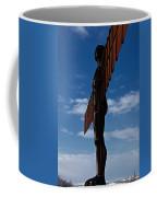 Angel In The Snow Vi Coffee Mug