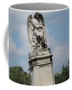 Angel Made From Stone Coffee Mug