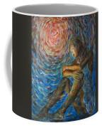 Angel Moon I Coffee Mug