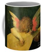 Angel Musician Coffee Mug