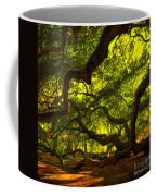 Angel Oak Limbs Crop 40 Coffee Mug