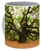 Angel Oak Tree 2009 Coffee Mug by Louis Dallara