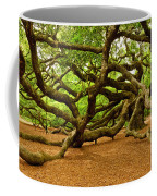 Angel Oak Tree Branches Coffee Mug