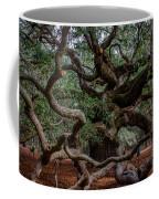 Angel Oak Tree Treasure Coffee Mug