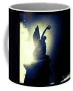 Angel Of Africa Coffee Mug