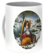 Angel Of Peace Coffee Mug