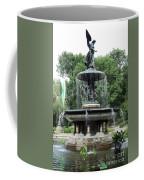 Angel Of The Waters Fountain Coffee Mug