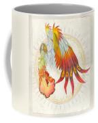Angel Phoenix Coffee Mug