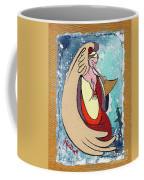 Angel Playing For Us No1 Coffee Mug