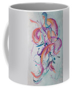 Angel Playing Music Coffee Mug