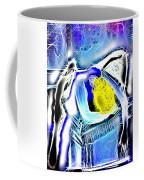 Angel Receiving The Spirit Coffee Mug
