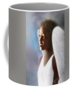 Angel Smile Coffee Mug