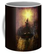 Angel Starburst Coffee Mug