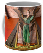 Angel Statue Coffee Mug