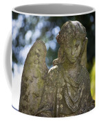Angel With Broken Arm II Cave Hill Cemetery Louisville Kentucky  Coffee Mug