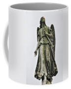 Angel With Trumpet Coffee Mug