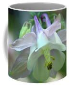 Angelic Aquilegia Coffee Mug
