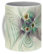 Angelic Entities Coffee Mug by Deborah Benoit