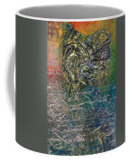 Angels And Mermaids Coffee Mug by Cindy Johnston