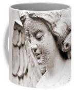 Angels Prayers And Miracles Coffee Mug
