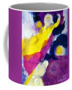 Angels Surround Me Coffee Mug